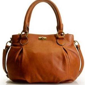 J. Crew leather purse
